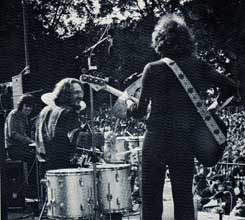 Blind Faith Hyde Park 1969