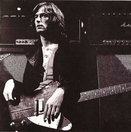 Eric Clapton in Blind Faith