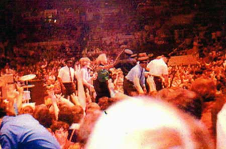 Blind Faith at Madison Square Garden New York
