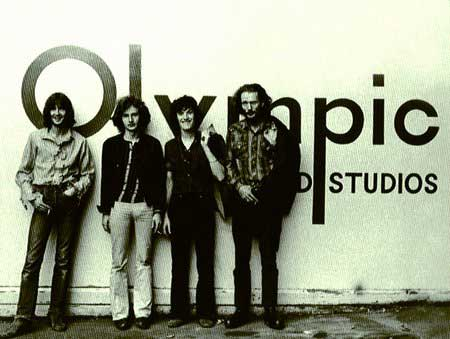 Blind Faith at Olympic Studios
