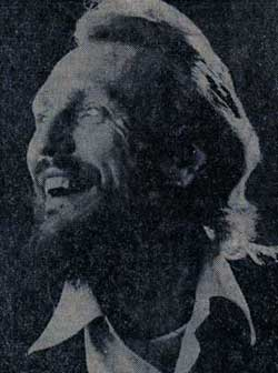 Ginger Baker in 1974