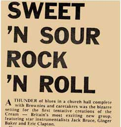 Sweet n Sour Rock n Roll